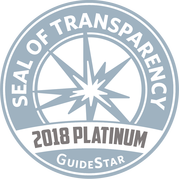WA2S GuideStar Gold Seal of Transparency