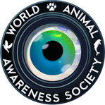 Official Logo of the World Animal Awareness Society - WA2S.org